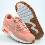 Preview 2 Nike Damen Sneaker Air Max 90 LTR SE Coral Stardust/Rust Pink-White