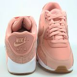Preview 3 Nike Damen Sneaker Air Max 90 LTR SE Coral Stardust/Rust Pink-White