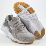 Preview 3 Nike Damen Sneaker Air Huarache Run SE Atmosphere Grey/Gunsmoke