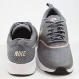 Preview 3 Nike Damen Sneaker Air Max Thea Gunsmoke/Particle Rose-Black