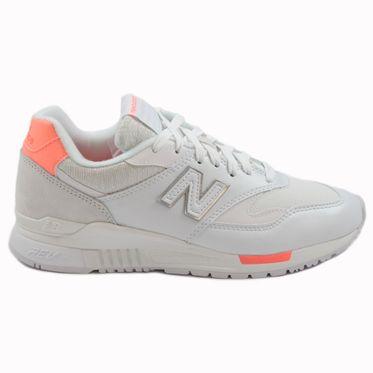 New Balance Damen Sneaker WL840WF White/Rose