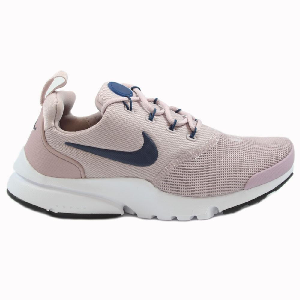 Nike Damen/Kinder Sneaker Air Presto Fly Particle Rose/Navy-White-Black
