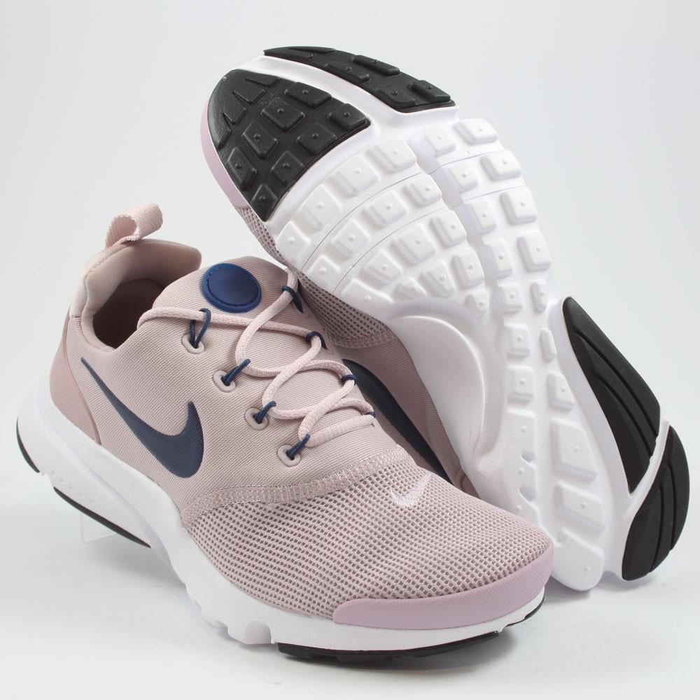 Nike DamenKinder Sneaker Air Presto Fly Particle RoseNavy