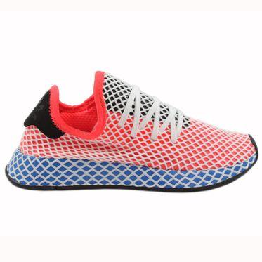 Adidas Damen Sneaker Deerupt Runner SolRed/SolRed/BluBir DA9610