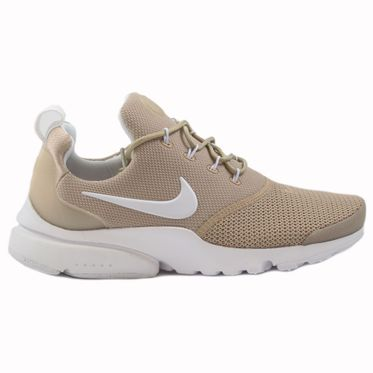 Nike Damen Sneaker Air Presto Fly Sand/White