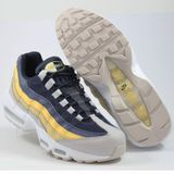 Preview 2 Nike Herren Sneaker Air Max 95 Essential White/Vast Grey-Lemon Wash