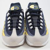 Preview 4 Nike Herren Sneaker Air Max 95 Essential White/Vast Grey-Lemon Wash