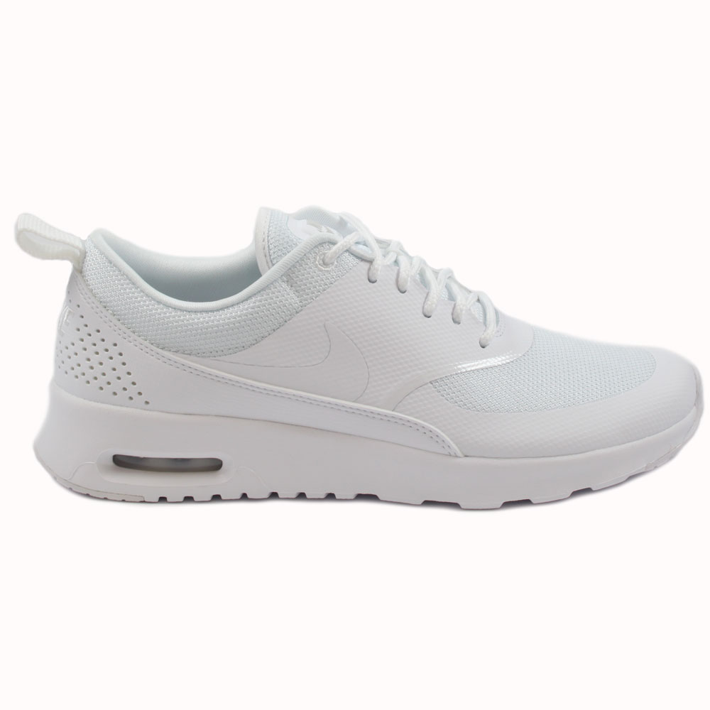 Nike Air Max Thea Pure Platinum White Sneaker damen