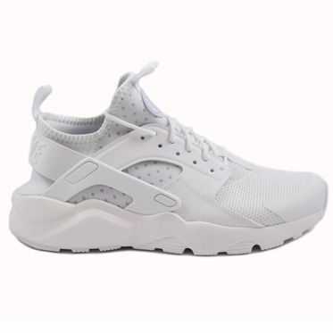 Nike Herren Sneaker Air Huarache Run Ultra Run Ultra White/White-White