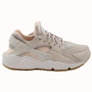 Nike Damen Sneaker Air Huarache Run Desert Sand/Summt White