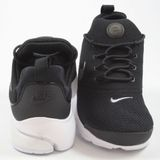 Preview 3 Nike Damen/Kinder Sneaker Air Presto Fly Black/Metallic Silver-White