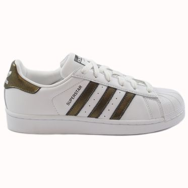 Adidas Damen Sneaker Superstar FtwWht/CBlack/CBlack B41513