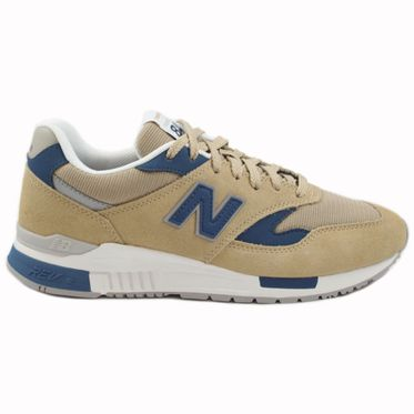 New Balance Herren Sneaker ML840BD Stone/Blue