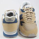 Preview 4 New Balance Herren Sneaker ML840BD Stone/Blue