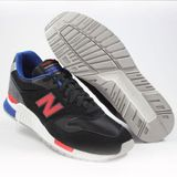Preview 2 New Balance Herren Sneaker ML840BB Black/Red/Blue