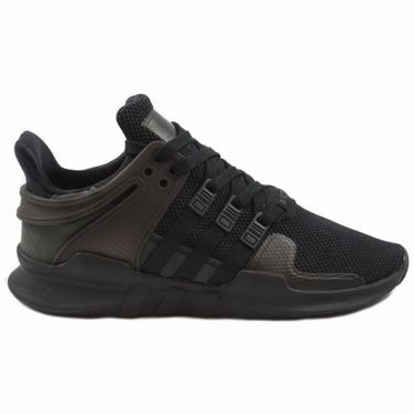 Adidas Damen Sneaker Equipment Support ADV CBlack/CBlack/SubGrn BY9110