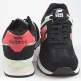 Preview 3 New Balance Herren Sneaker ML574SMP Black/Red