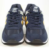 Preview 4 New Balance Herren Sneaker ML574SMB Navy/Yellow