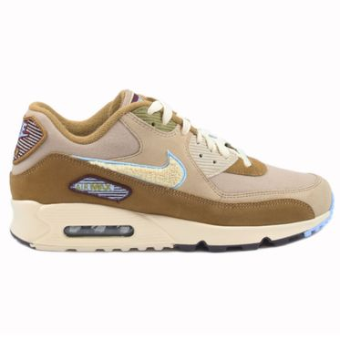 Nike Herren Sneaker Air Max 90 Premium SE Muted Bronze/Light Cream