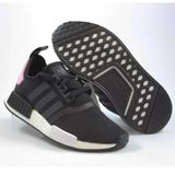 Preview 2 Adidas Damen Sneaker NMD_R1 Black/Rose B37649