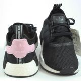 Preview 3 Adidas Damen Sneaker NMD_R1 Black/Rose B37649