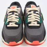 Preview 4 Nike Herren Sneaker Air Max 90 Premium SE Oil Grey/Rainforest