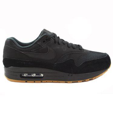 Nike Herren Sneaker Air Max 1 Black/Black-Black