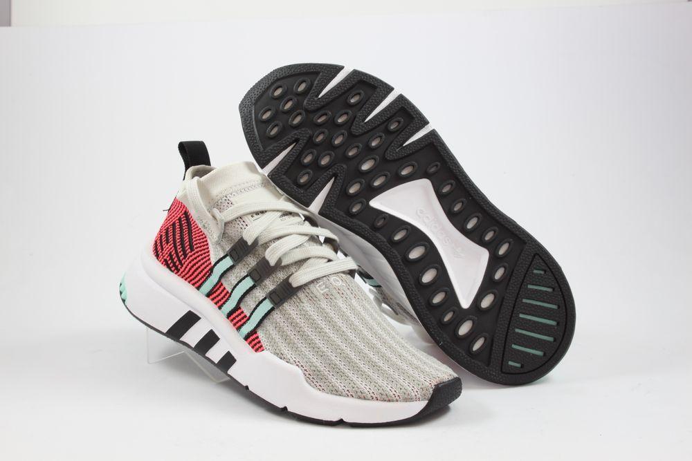 Adidas Damen Sneaker EQT Support Mid ADV PK TalcCBlack