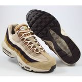 Preview 2 Nike Herren Sneaker Air Max 95 PRM Desert/Royal Tint-Camper Green