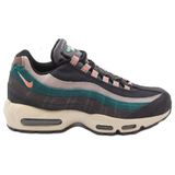 Nike Herren Sneaker Air Max 95 PRM Oil Grey/Bright Mango