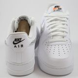 Preview 3 Nike Herren Sneaker Air Force 1 ´07 LV8 JDI LNTC White/White-Black-Total Orange