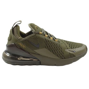 Nike Herren Sneaker Air Max 270 Olive Canvas/Black