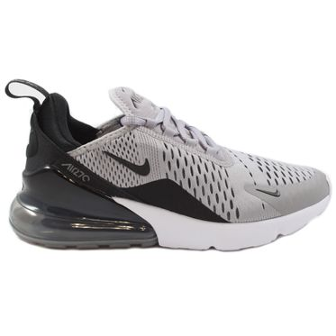 Nike Damen Sneaker Air Max 270 Atmosphere Grey/Black-Gunsmoke