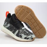 Preview 2 Adidas Herren Winter-Sneaker Swift Run Barrier TraCar/CBlack/Orange B42234