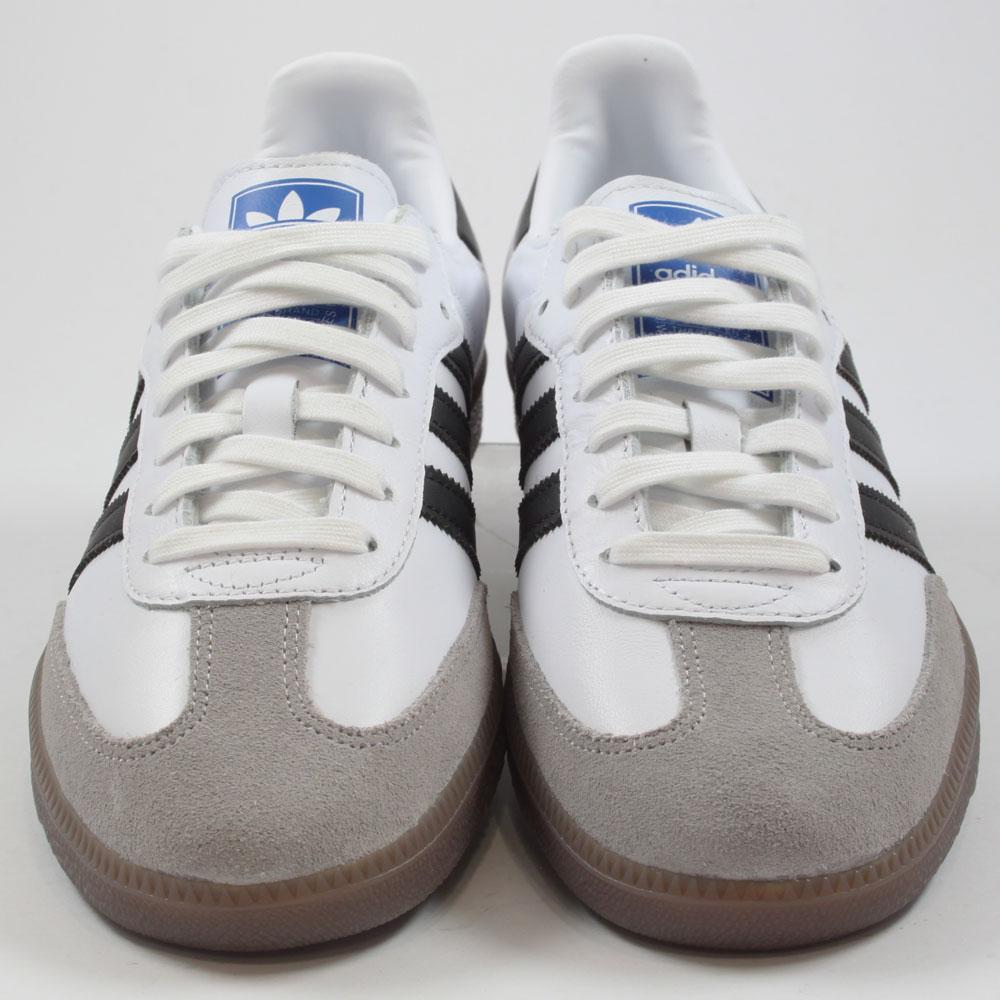 Adidas Herren Sneaker Samba OG FtwWhtCBlackCGrani B75806