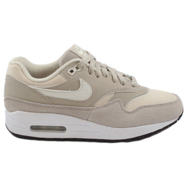 Nike Damen Sneaker Air Max 1 String/Sail-Light Cream-Black