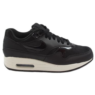 Nike Damen Sneaker Air Max 1 Black/Black-Black-Summt White