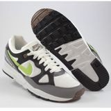 Preview 2 Nike Damen Sneaker Air Span II Summt White/Volt-Black