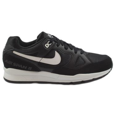 Nike Damen Sneaker Air Span II Black/Summt White
