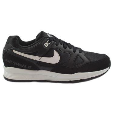 Nike Herren Sneaker Air Span II Black/Summt White