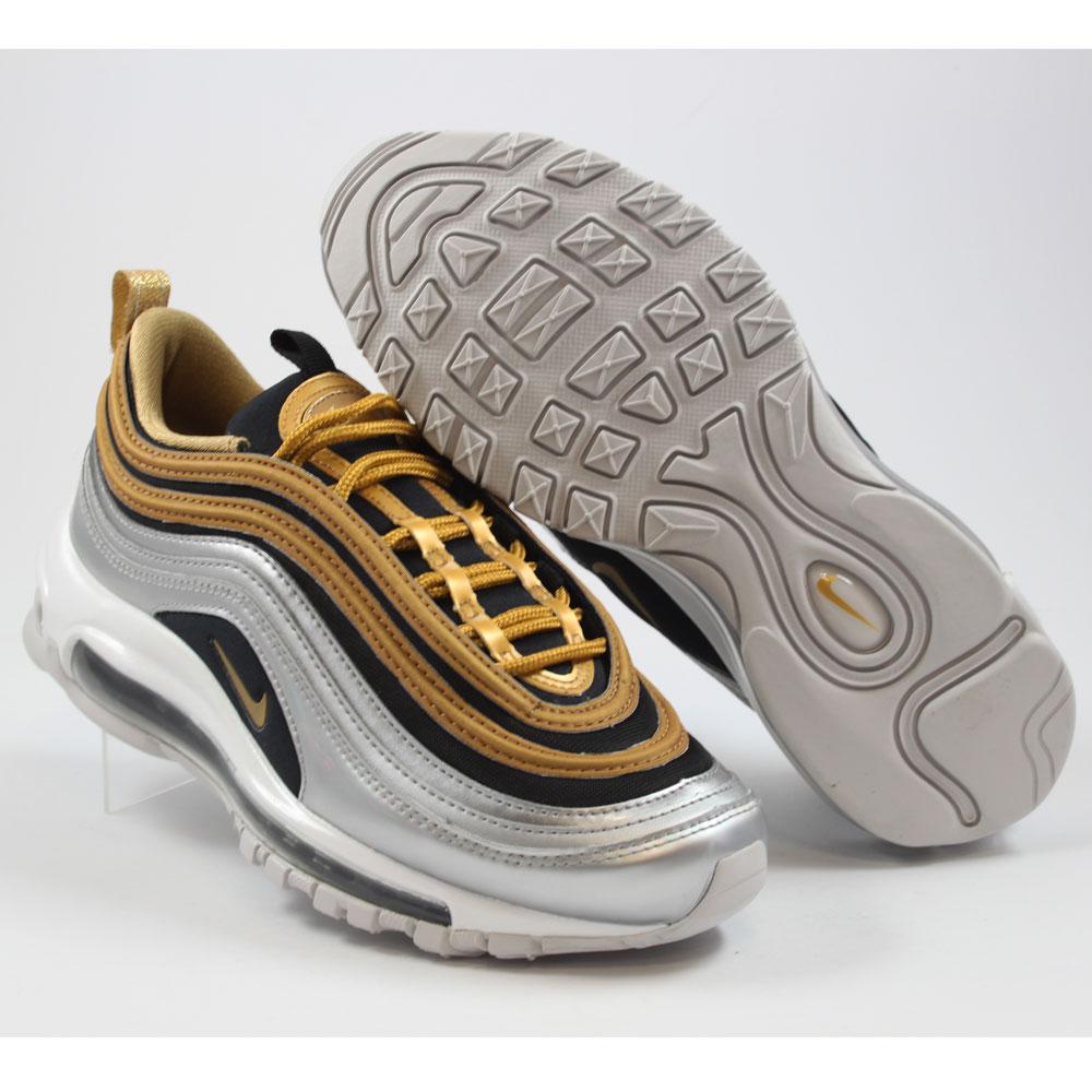 Nike Damen Sneaker Air Max 97 SE Metallic Gold/Metallic Gold