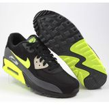 Preview 2 Nike Herren Sneaker Air Max 90 Essential Dark Grey/Volt-Black