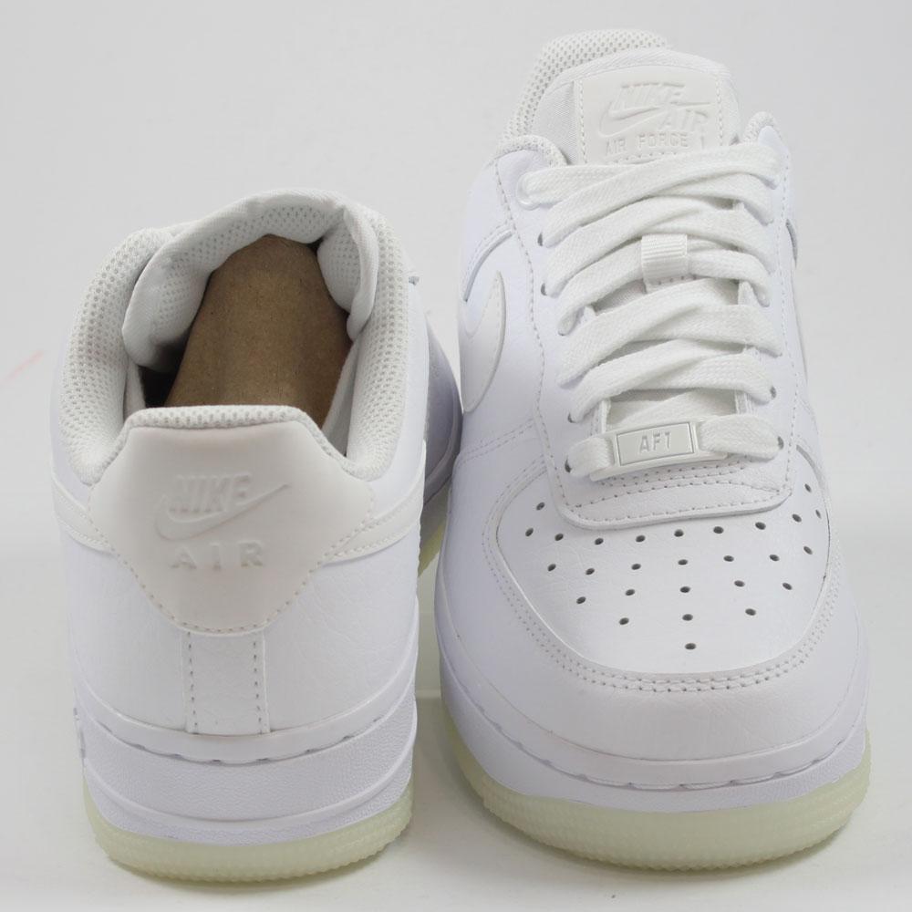 Nike Damen Sneaker Air Force 1 07 ESS WhiteWhite White