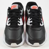 Preview 3 Nike Damen/Kinder Sneaker Air Max 90 LTR Wolf Grey/Bright Crimson-Black