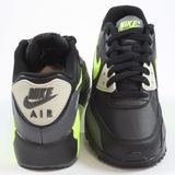 Preview 3 Nike Damen/Kinder Sneaker Air Max 90 LTR Dark Grey/Volt-Black