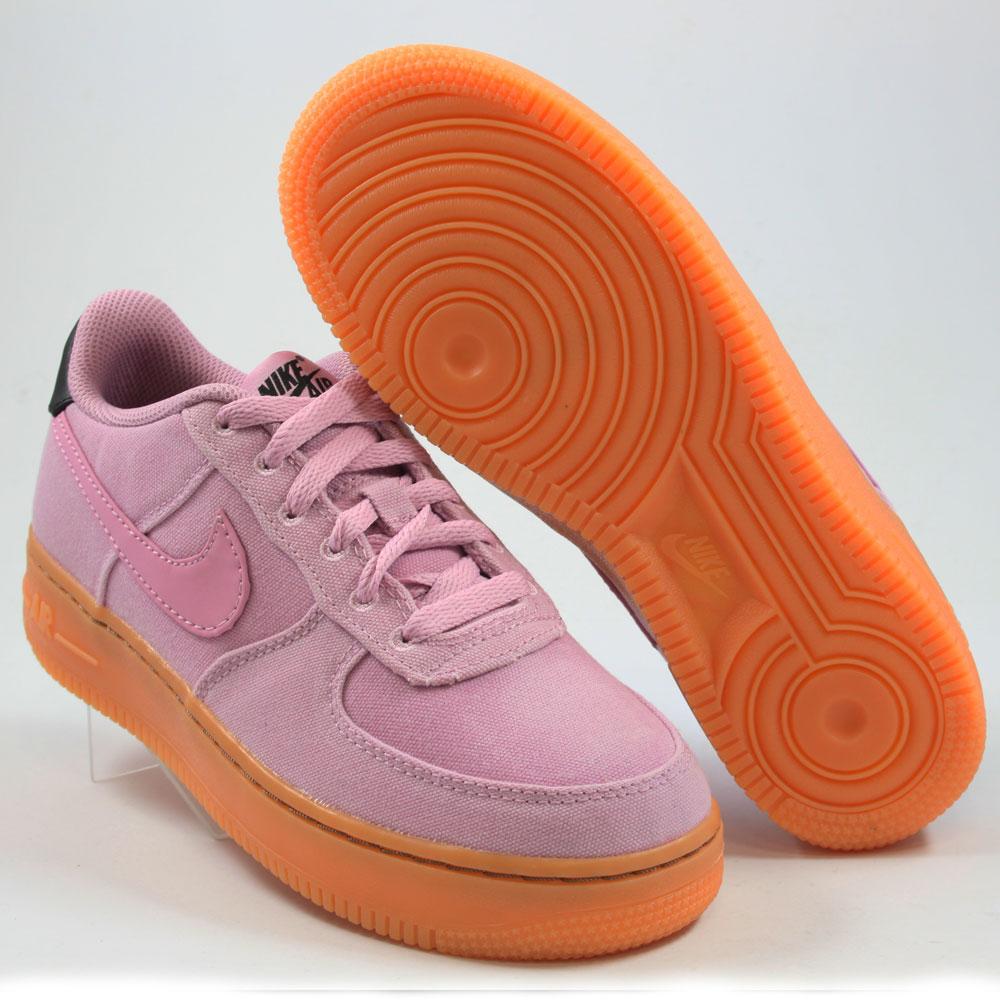 Nike DamenKinder Sneaker Air Force 1 LV8 Style Lt Arctic
