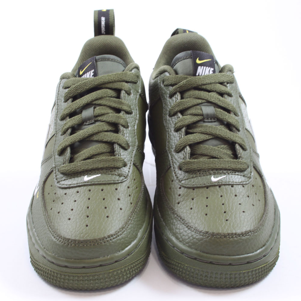 new concept 761a7 4b763 ... Preview 4 Nike Damen/Kinder Sneaker Air Force 1 LV8 Utility Olive  Canvas/White