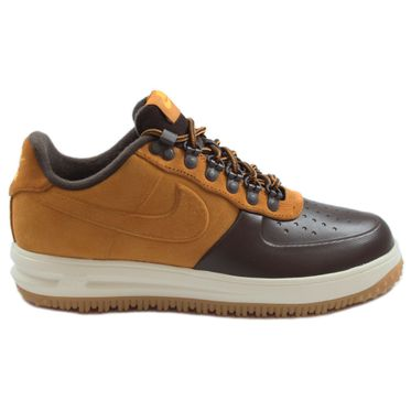Nike Herren Winter-Sneaker LF1 Duckboot Low Baroque Brown/Dessert Ochre