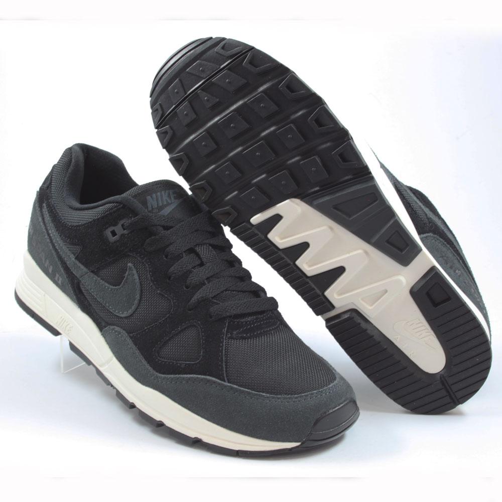 Nike Herren Sneaker Air Span II SE SP19 BlackAnthracite