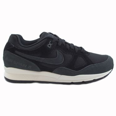 Nike Herren Sneaker Air Span II SE SP19 Black/Anthracite-Pale Ivory